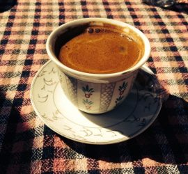 Turkish Coffee at Kozahan